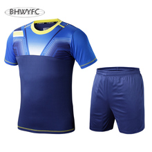 BHWYFC Shirt Football 2017 Survetement Football 2017 Custom Soccer Jerseys Men's Soccer Shirts Training Suit Maillot De Foot