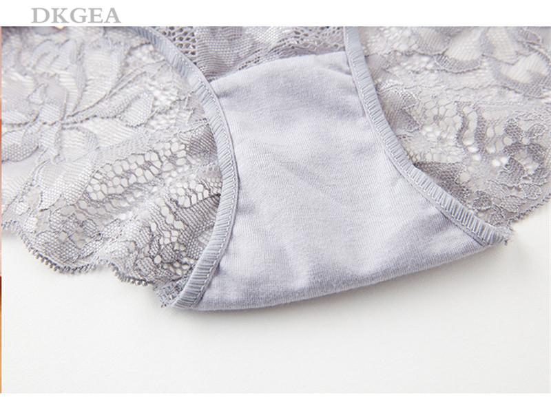 Hot Sexy Bra Set Plus Size 36 38 40 Ultrathin Underwear Women Set White Lace Bra Embroidery Transparent Lingerie Brand Brassiere 16