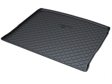 waterproof rubber TPO special car trunk mats for Luxgen 7 U6 6 SUV after the warehouse pad stereo high-side five