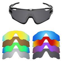 a6c3ada91670c Mryok Polarized Replacement Lenses for Oakley Jawbreaker Sunglasses Lenses( Lens Only) - Multiple Choices