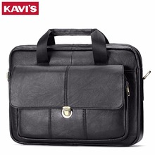 KAVIS handbag bag Men Travel for Laptop Briefcase Male Crossbody Hand Sling O handles Tote and Purses Shoulder Bolsas Sac Tas(China)