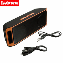 2017 Portable Outdoor wireless Speaker For Phone Tablet PC Wireless Boombox Stereo Bluetooth 4.0 Tablet FM Radio Travel Sport