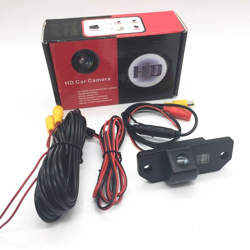 CCD Rearview Camera for Ford Focus 2 sedan (2005-2011), C-Max(2003-) Reverse camera Waterproof Night vision Parking line display