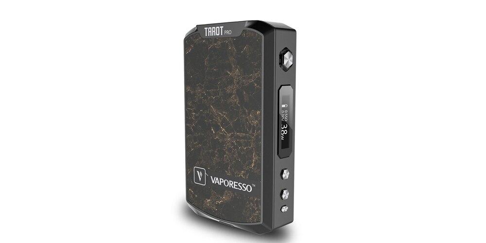 Original Vaporesso TAROT PRO 160W VTC Kit TAROT PRO Vape Box MOD and GEMINI 3ml Tank VTCVTVWCCTTCR Electronic Cigarette Kit (5)