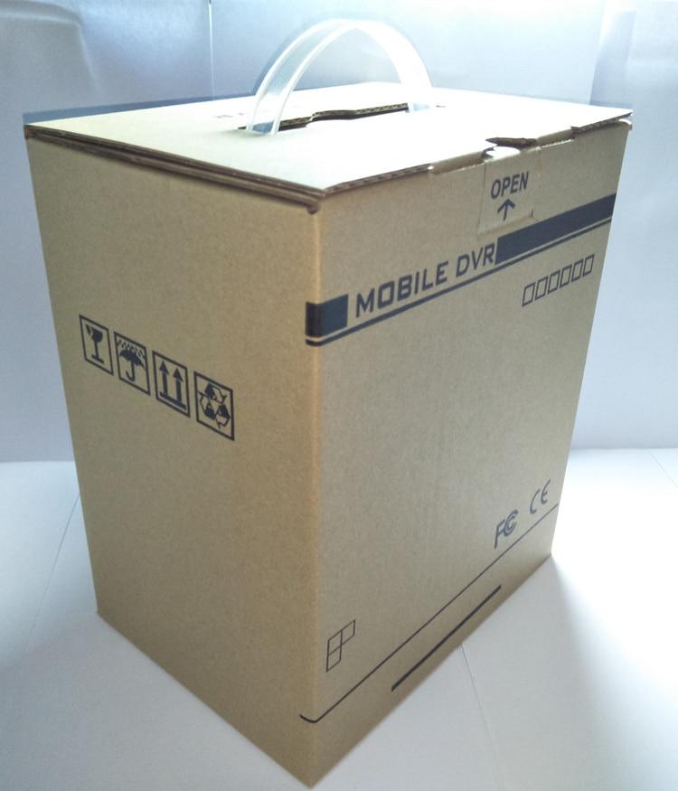 3G GPS remote positioning surveillance video recorder 8CH mdvr bus hard disk mobile DVR good faith sales