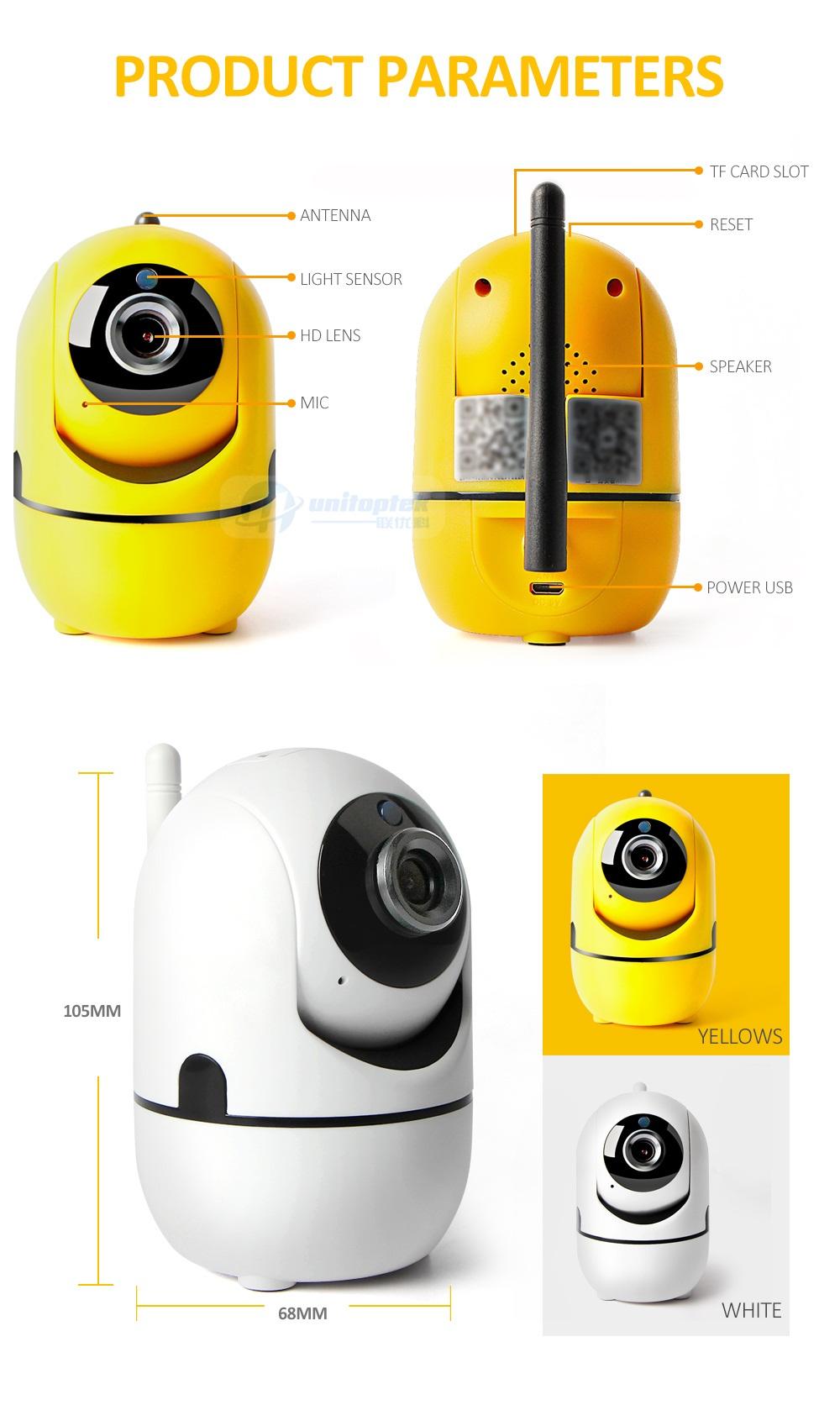 10 IP Camera Wifi