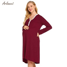 Buy Nursing Nightgown And Get Free Shipping On Aliexpresscom