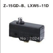 20pc/lot Z-15GD-B Screw Terminals Needle Button Type AC DC Limit Switch