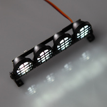 New  AX-506 Multi-function Ultra Bright LED Lamp for 1/10 1/8 HSP Traxxas TAMIYA CC01 4WD Axial SCX10 RC Model Car