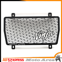 For KAWASAKI NINJA 250/300 2013-2015 2016 Motorcycle Accessories Radiator Grille Guard Cover Protector(China)
