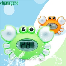 CHAMSGEND Water temperature gauge baby cartoon newborn bath toy electronic thermometer S30(China)