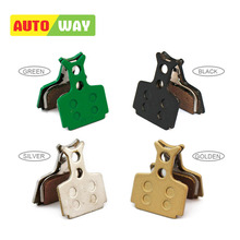 Autoway - Resin Bicycle Disc Brake Pads For Formula The One R1 R1R RO RX T1 Mega The One FR C1 CR3 Bike Disc Brake Parts 4 Pairs