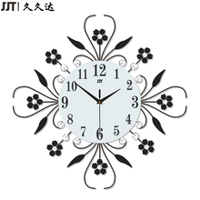 Home Decoration Wall Clocks Silent Wall Clock Vintage Home Decor Fashion Big Wall Watches relojes decoracion pared(China)