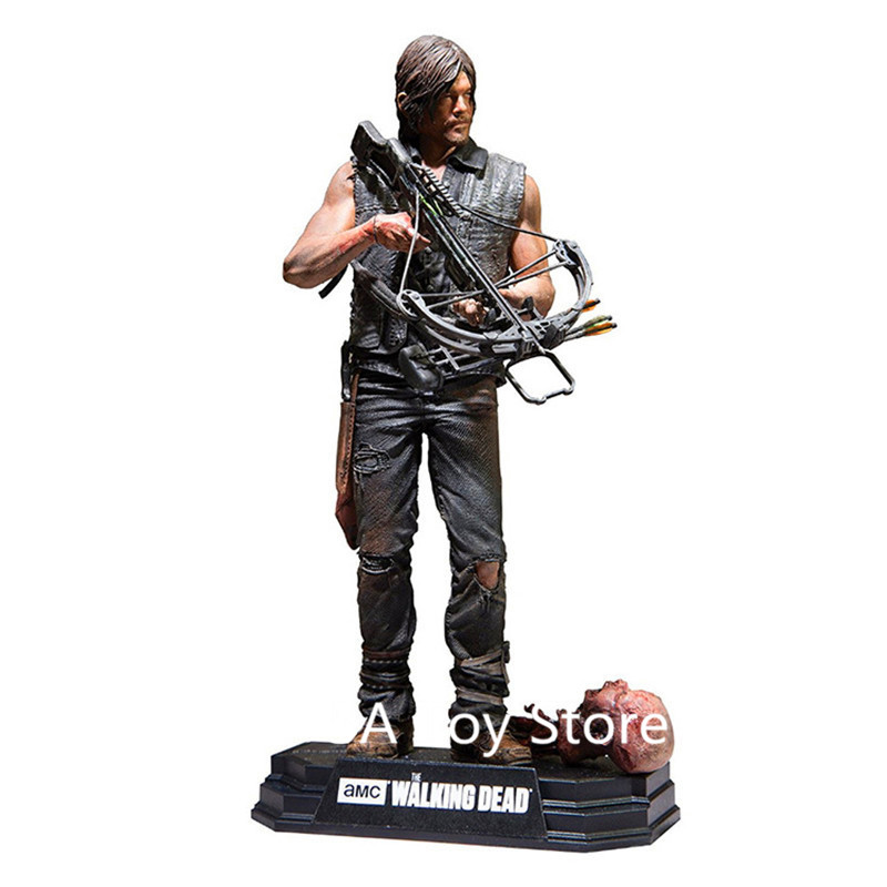 the-walking-dead-negan-Rick-Grimes-Daryl-Dixon-PVC-Action-Figure-Collectible-Model-Toy-7-18cm (2)