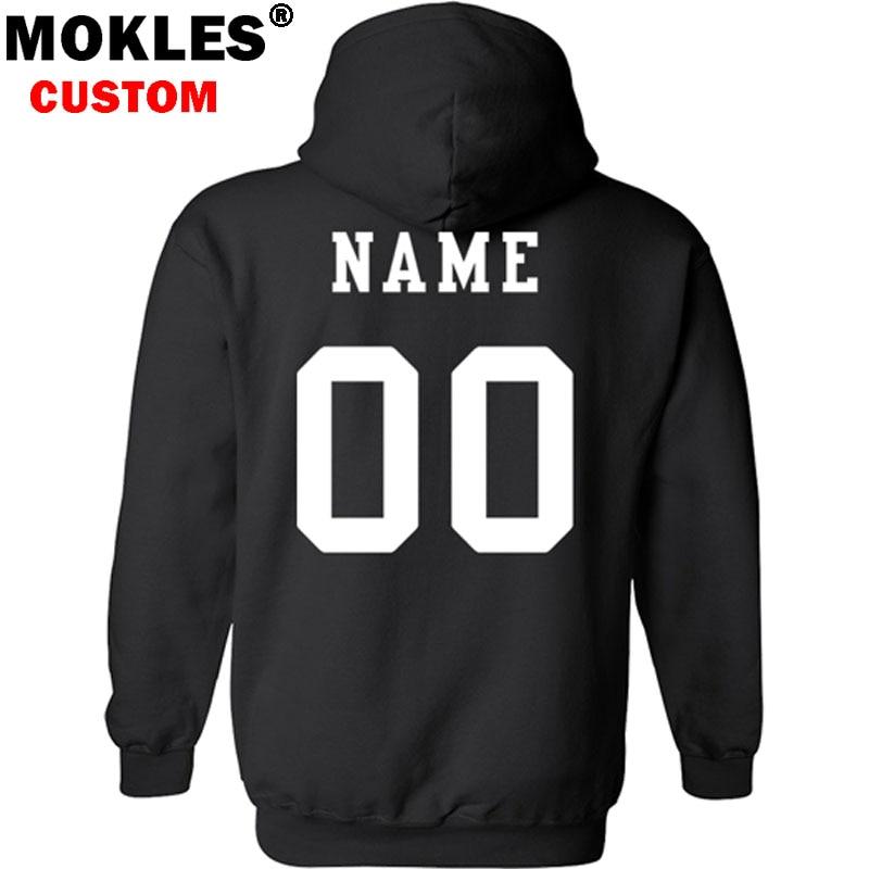 PENNSYLVANIA pullover free custom name number US winter jersey warm Philadelphia Pittsburgh Scranton Erie flag america 0 clothes