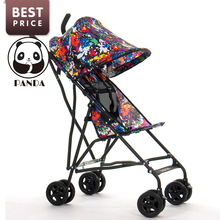 2017 Babypanda store baby tricycle umbrella lightweight strollers for babies super light children bicycles small stroller mini