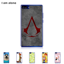 For Doogee Mix 5.5 inch Solf TPU Silicone Case Mobile Phone Cover Bag Cellphone Housing Shell Skin Mask DIY Custom Supported