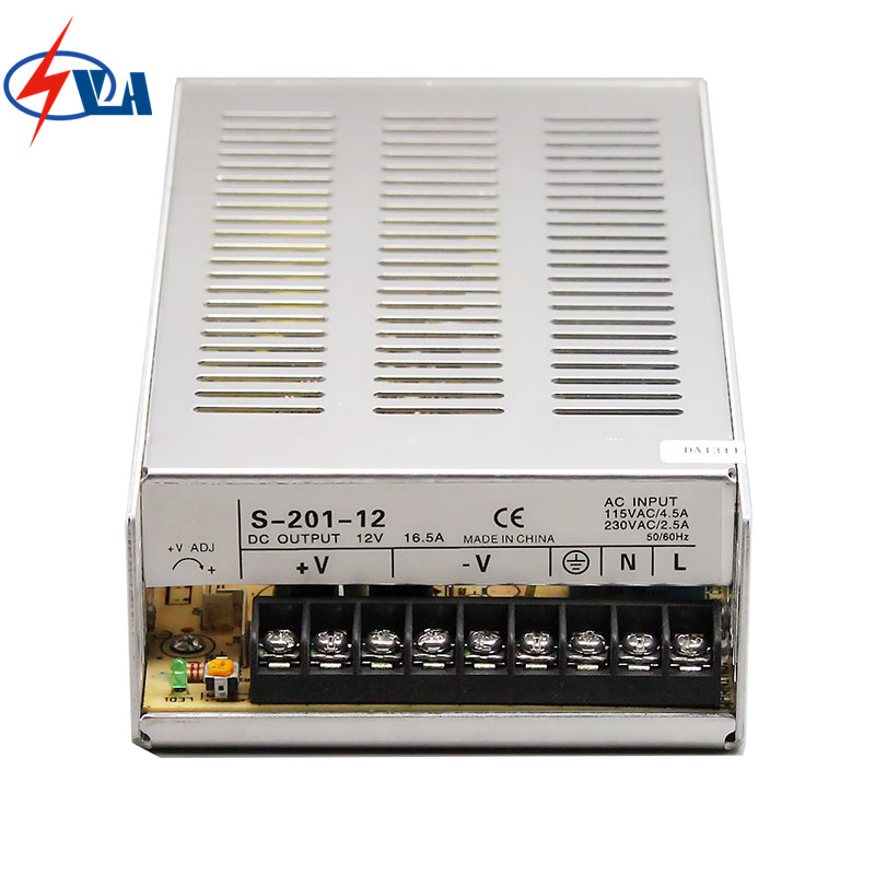 S-201-12 201W 12V 16.5A single output ite power supply switching <br>