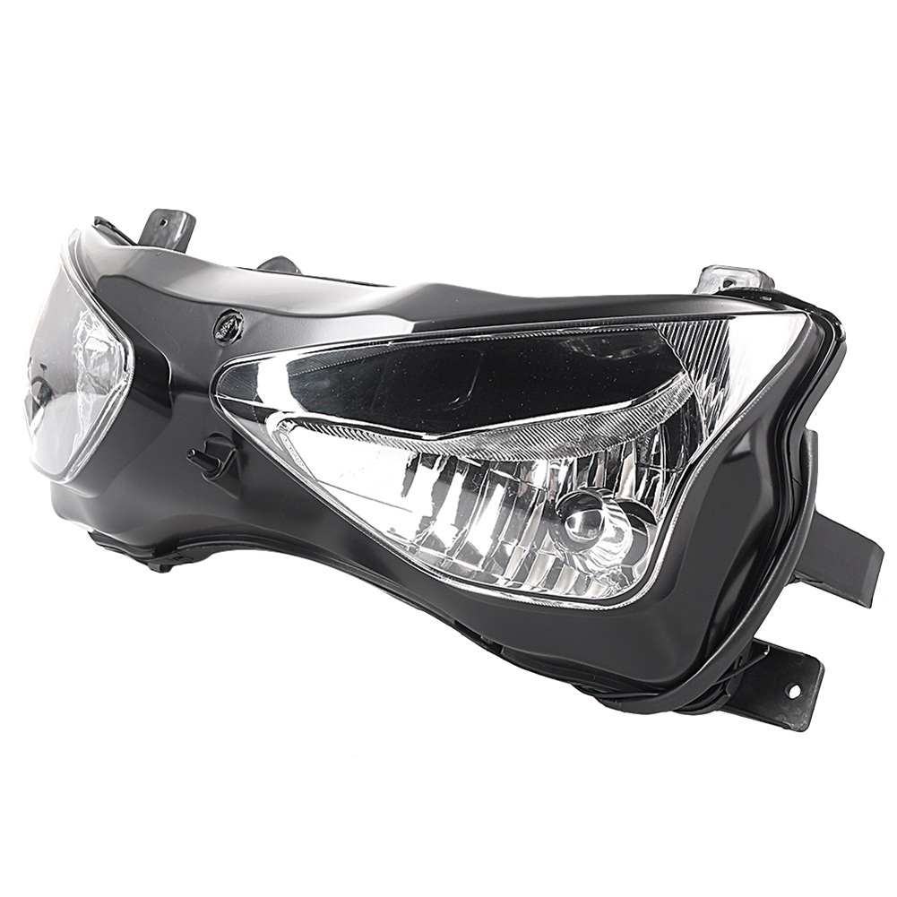 For Kawasaki Ninja ZX6R ZX636C Front Headlight Headlamp Head Light Lamp 2003-2004 03 04 Clear