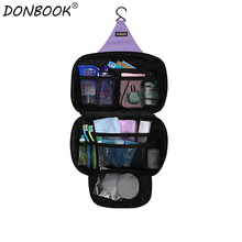 Donbook Hanging Wash Storage Bags 6 Colors Organizer Travelling Laundry Bags A09-2-003
