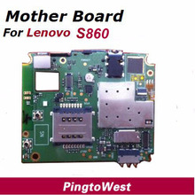 Original Used Worked Well Lenovo S860 mainboard mother board  Replacement parts supplier  free shipping