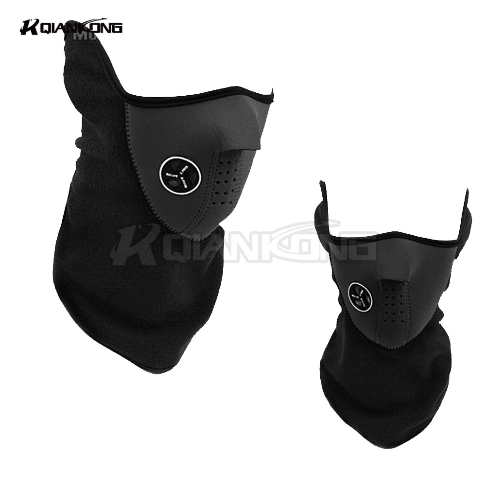 NEW Windproof Outdoor Sport Cycling Sport Bike Motorcycle Skiing Snowboard Neck Skull Breathable Masks Winter Ski Warm Face Mask 5