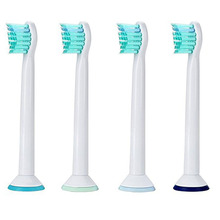 4pcs Best Generic Electric Sonic Toothbrush Replacement For Philips Sonicare Tooth Brush Heads Kids Compact Soft Bristles HX6024(China)