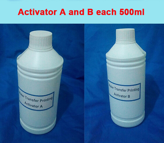 Hydrographic Activator A and B each 500ml For Water Transfer Printing Film Activator<br><br>Aliexpress