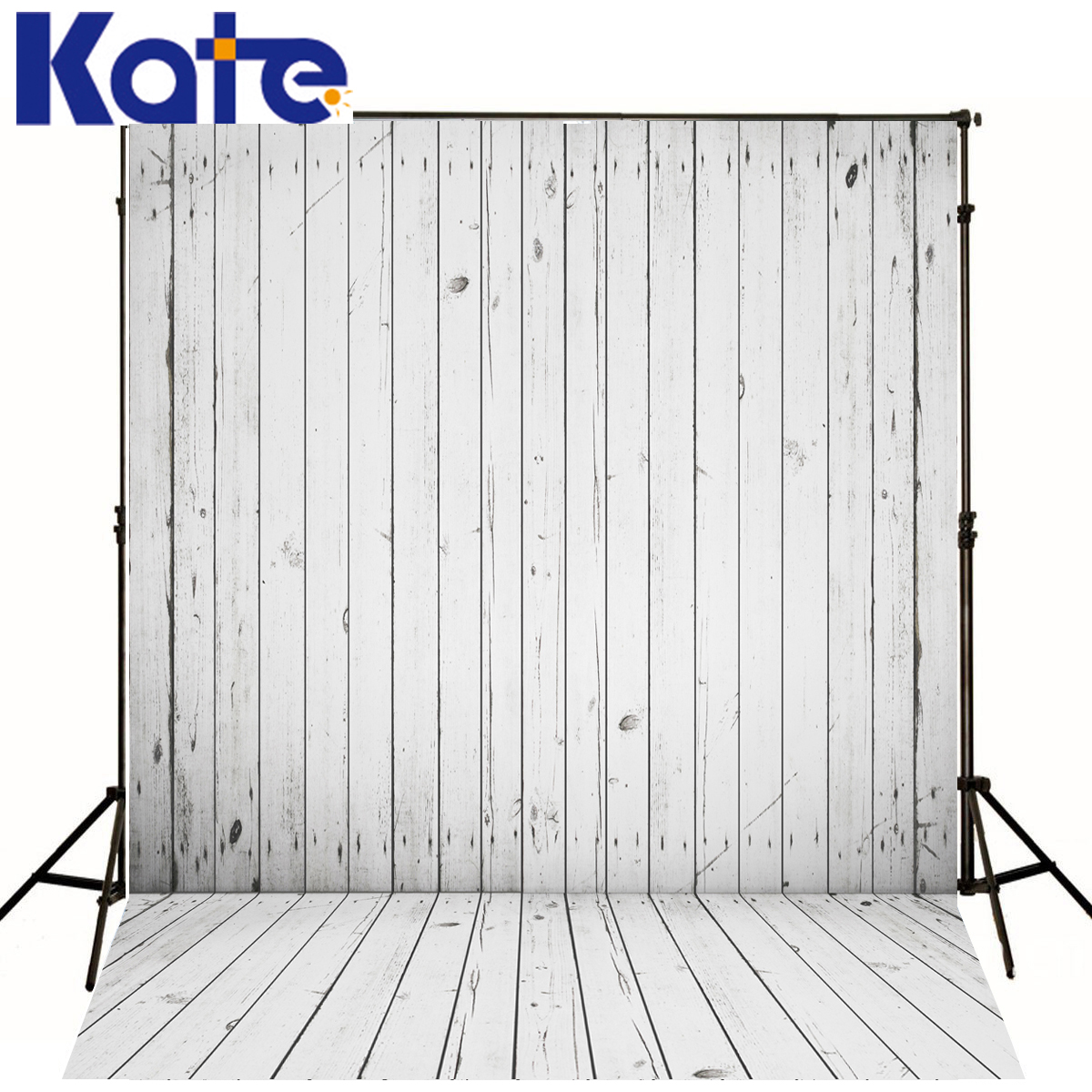 200*150Cm(6.5*5Ft)Kate Photography Backdrops Fresh And Simple White Wall Background Brick Wall Backdrop Background Backdrop<br>