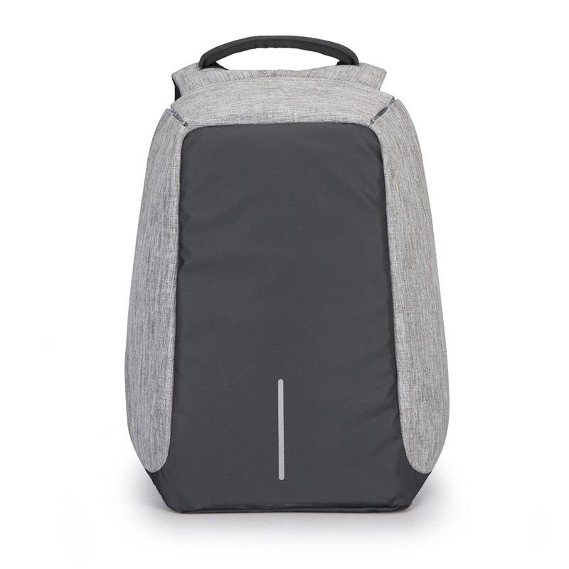 Packback Fashion Men Soft Leather Casual Laptop Backpack Europe Anti Theft Waterproof Weekender Travel Bag computer bag<br><br>Aliexpress