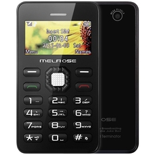 New Melrose G1 Mini Phone Card Phone Buletooth Pocket  Back Camera FM MP3 Playback  Alarm Calendar Calculator 1.7 Inch Display