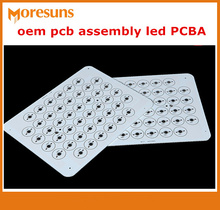 OEM PCB Assembly LED SMT DIY LED Light Panel High Thermal Conductivity High Power LED Bulb Circuit Board PCBA(China)