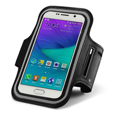 aBcse Gym Sports Running Armband for IPhone 7 4 4S 5 5S 5C SE 6 6s Plus iPod Touch 5 Arm Band Phone Pouch Case Cover Holder(China)