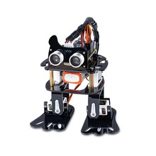 SunFounder DIY 4-DOF Robot Kit- Sloth Learning Kit Programmable Dancing Robot Kit For Arduino Nano Electronic Toy(China)