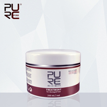 PURC Moisture Deep Recovery Hair Mask hot sale hair treatment 200ml repair damaged hair make hair smoothing and shine (China)
