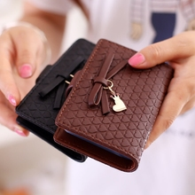 Lovely Gift For Girls 20 Slots Cards Holder Small Purse Travel Organizer Cards Wallet Pu Leather ID Credit Bank Cards Holder bag