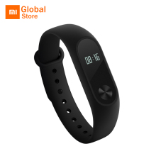Original Xiaomi Miband 2 Mi Band 2 Fitness Tracker Heart Rate Monitor Bluetooth 4.0 OLED Display Touchpad For Android