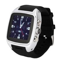 Smart Watch X01 Android 5.1 1.5inch 2G/3G MTK6572 Dual Core 4GB ROM 5MP Camera Pedometer Fitness Tracker Support SIM Card