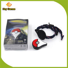 Compatible For Pokemon Go Plus Bracelet Wristband Bracelet Device for Android and IOS Bluetooth interactive figure toys(China)
