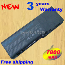 7800mAh Replacement Laptop Battery for Dell Inspiron 1501 6400 E1505 Latitude 131L Vostro 1000 312-0461 GD761 UD267