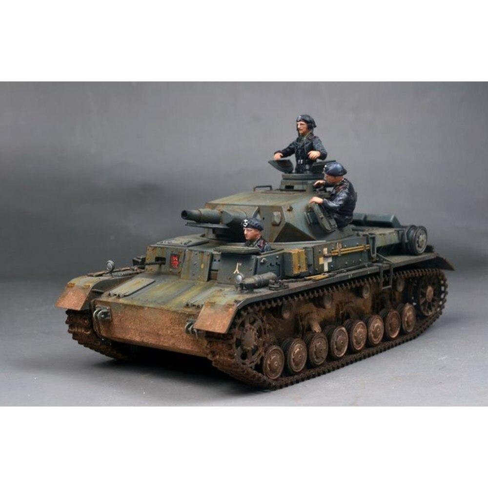 TAMIYA 35065 German Panther Med tank militaire 1:35 Modèle Kit
