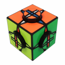 Plastic Puzzle Toy Magic Cube Games Children Square Spinner Brinquedos Learning Resources Cubos Magicos Educational Toys 60D0675