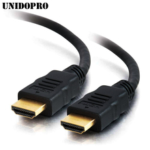 HDMI to HDMI Cable Support Ethernet, 3D, 4K video & Audio Channel, Compatible w/ Blu-ray players, and All Computer HDMI Devices