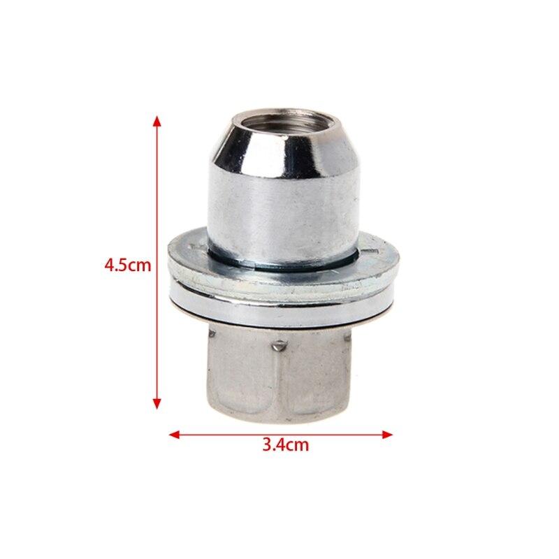US-JSM Car Auto Wheel Lug Nut Screw RRD500510 LR068126 for LAND ROVER Discovery 3//4 Range Rover Sport