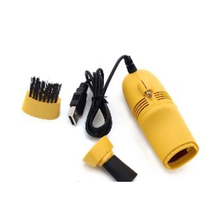 Hot selling High quality mini brush keyboard USB dust collector vaccum cleaner computer clean tools,Free shipping
