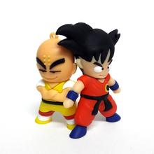 Cartoon Dragon Ball Pen Drive U Disk  Monkey USB Flash Drives Krilin 4G 8G 16G 32G 64G Wukong Pendrives
