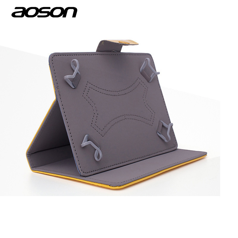 7 inch Universal PU Leather Stand Cover Case Solid Color Protective Skin Protective Cases for Aoson Android Tablet PC <br><br>Aliexpress