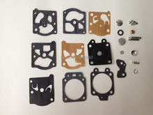 Walbro Carburetor Parts Carb repair Kit K20-WAT WA WT with Rebuild Gasket Diaphragm parts fits trimmer,chain saw,weedeater,echo(China)