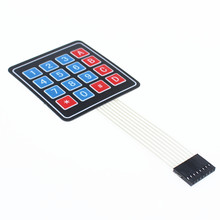 Smart Electronics 4*4 4x4 Matrix Array Keyboard 16 Key Membrane Switch Keypad For arduino DIY Starter Kit