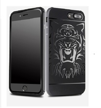 Originality Design Tiger Pattern Brand MTUO Phone Case Ultra Slim Phone Sleeve For iPhone 6 6s 6plus 7 7 Plus Case Protector